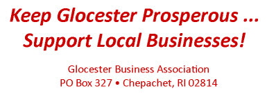 Keep Glocester Prosperous ... Support Local Businesses